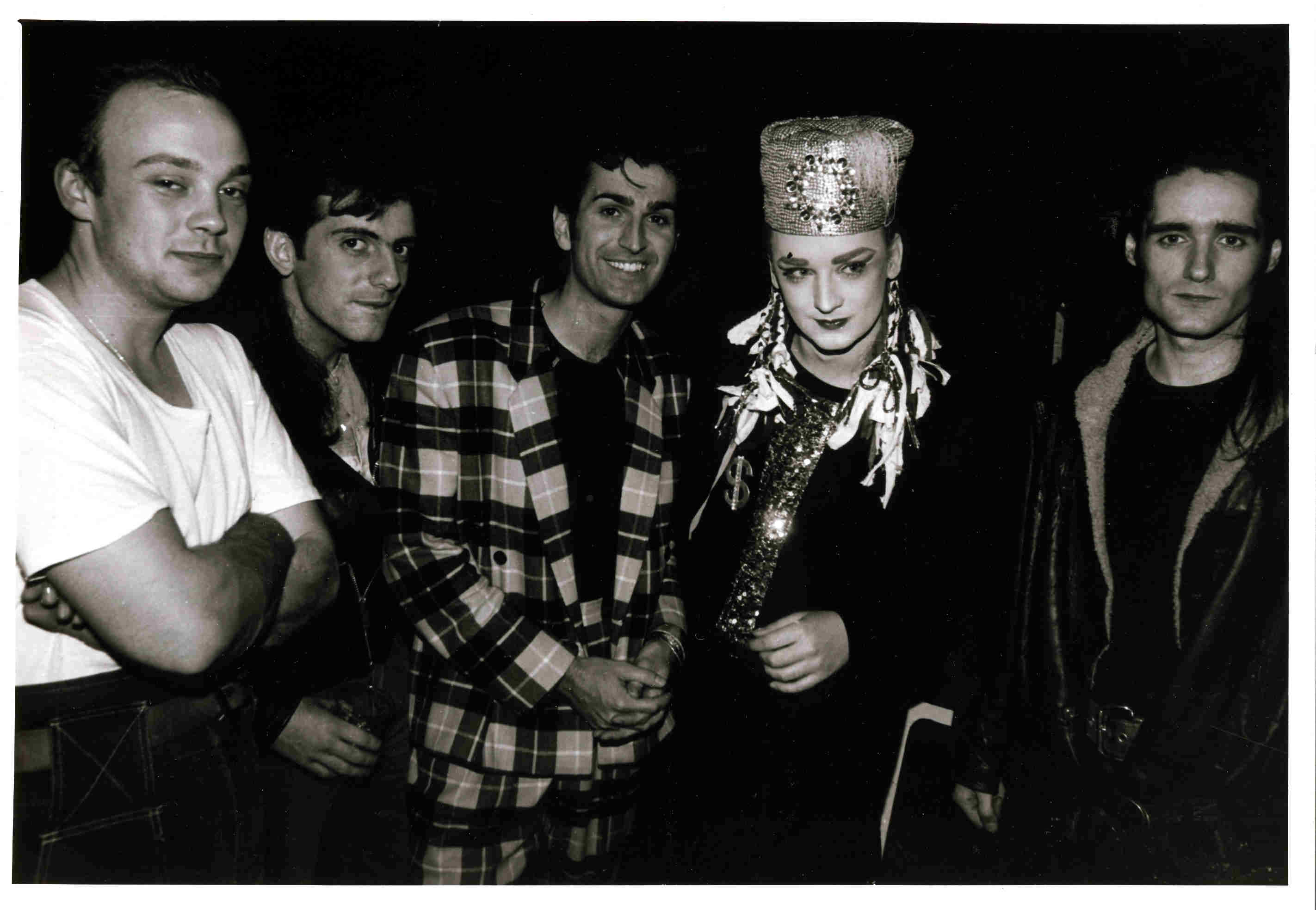 08 Boy George & King